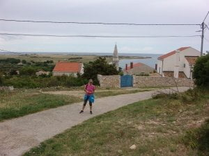 Unije village sailing croatia