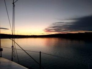 Vognisca sunset