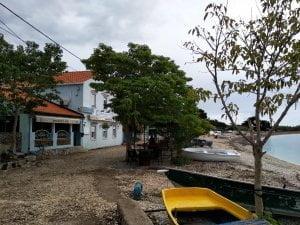 Unije village