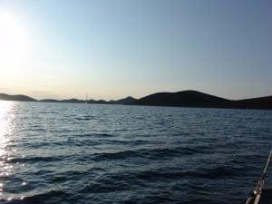 Island Molat Croatia