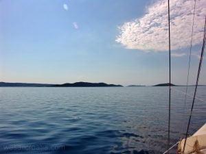 sailing croataia