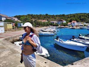 Island Molat - village Brgulje