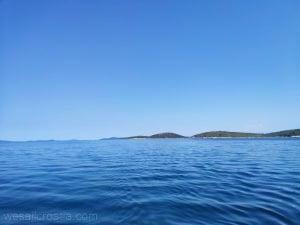 sailng cruise Croatia