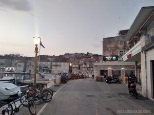 Island Brac - Milna village
