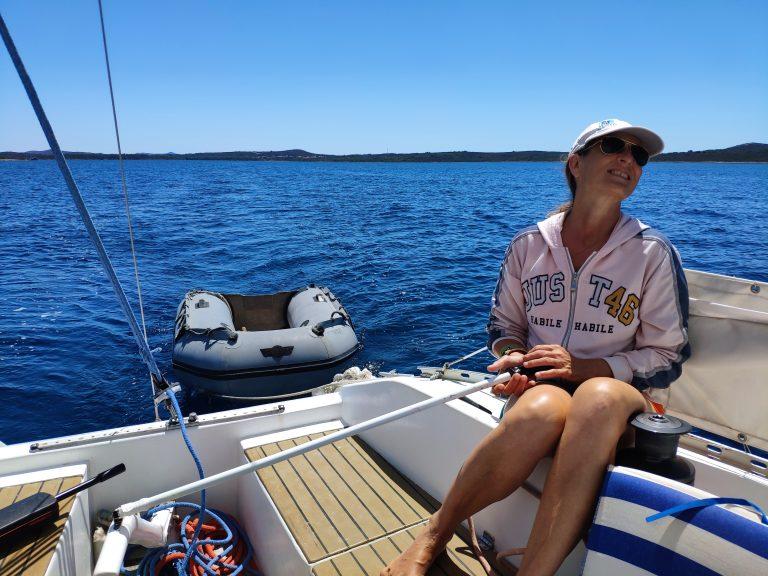 sailing croatian islands