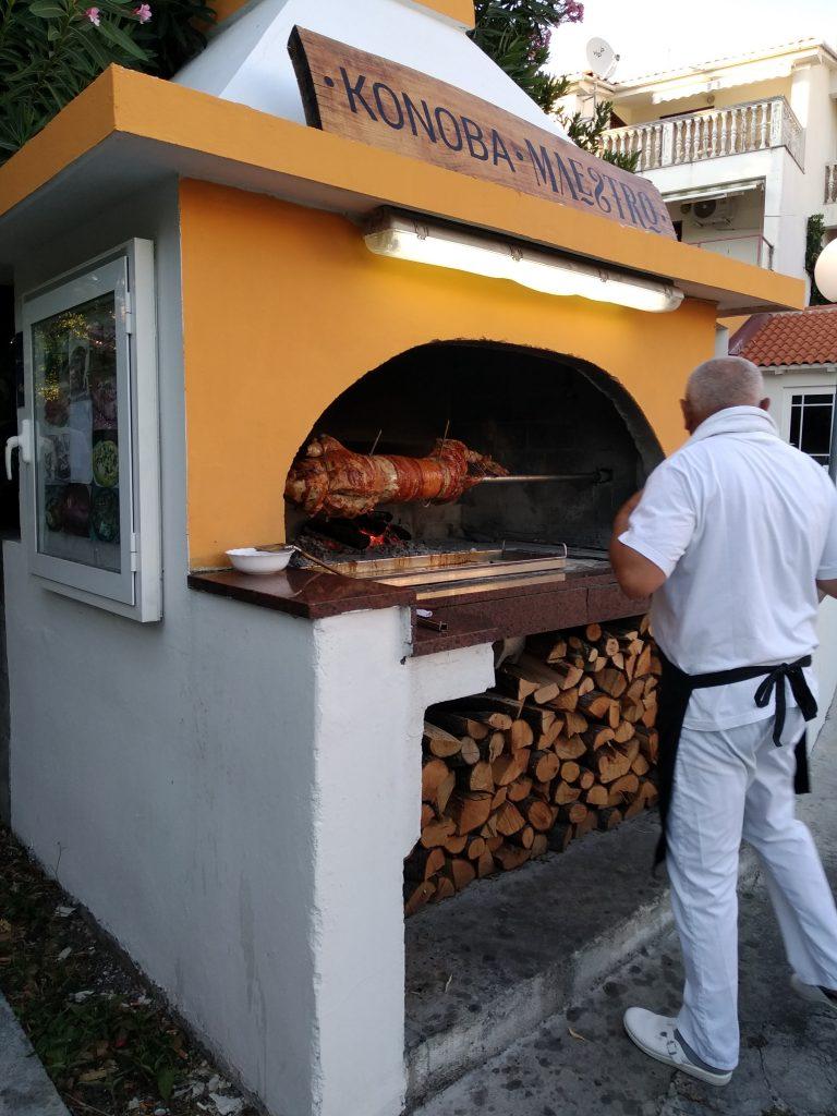 good food island Ist Croatia