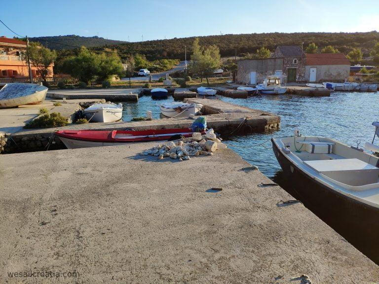 island Ist Croatia boats
