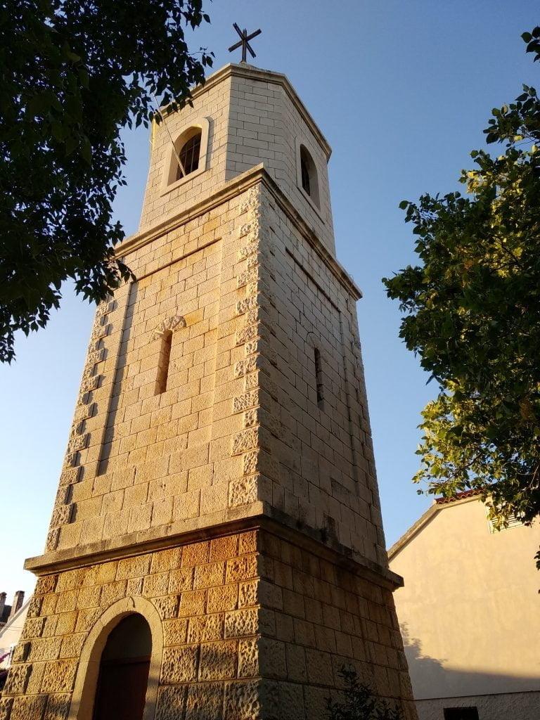 village Ist church