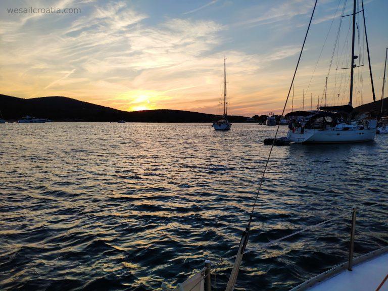 snuset island Ist Croatia