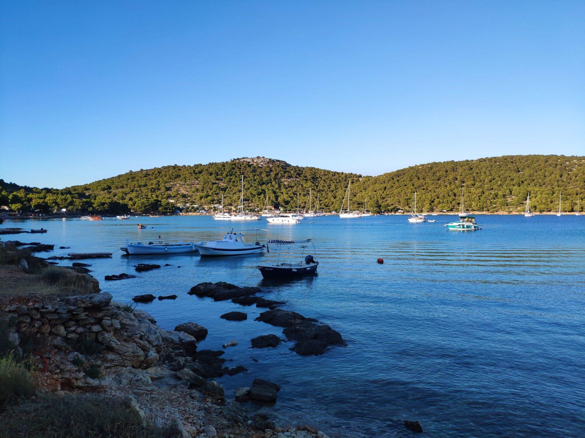 Island Murter - Kosirna bay