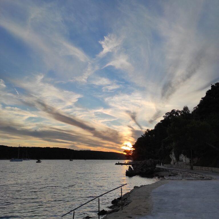 Sv. Fumija bay - island Rab - Croatia
