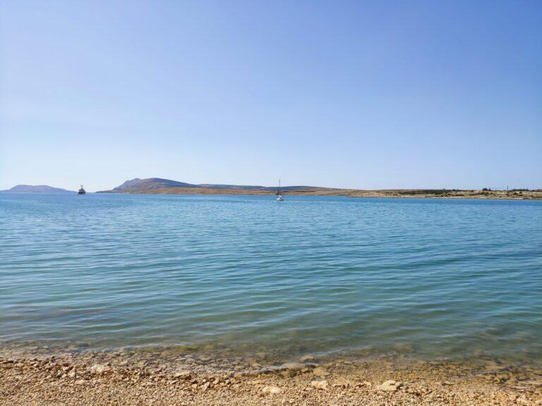 Caska bay - Pag - Croatia