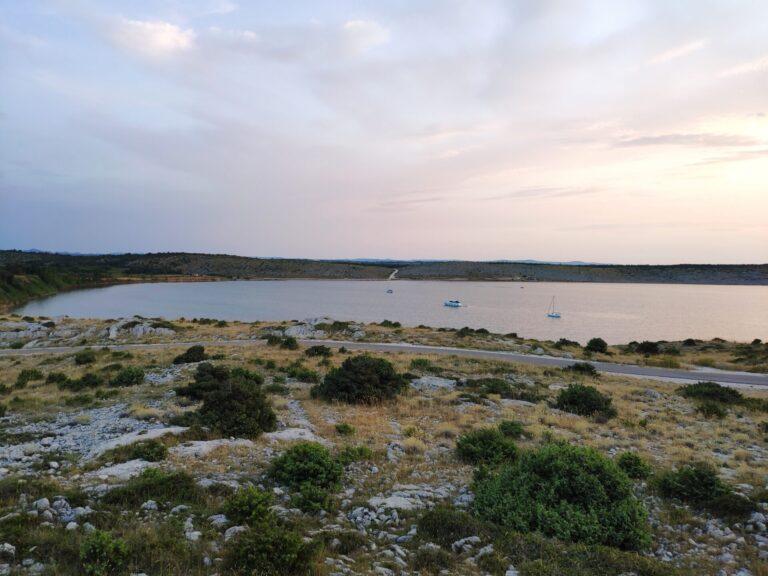 Jasenovo anchorage