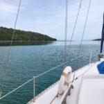 Baldarin bay anchorage