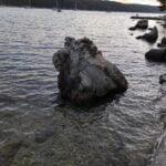 sailing Croatia - Rab sandstone
